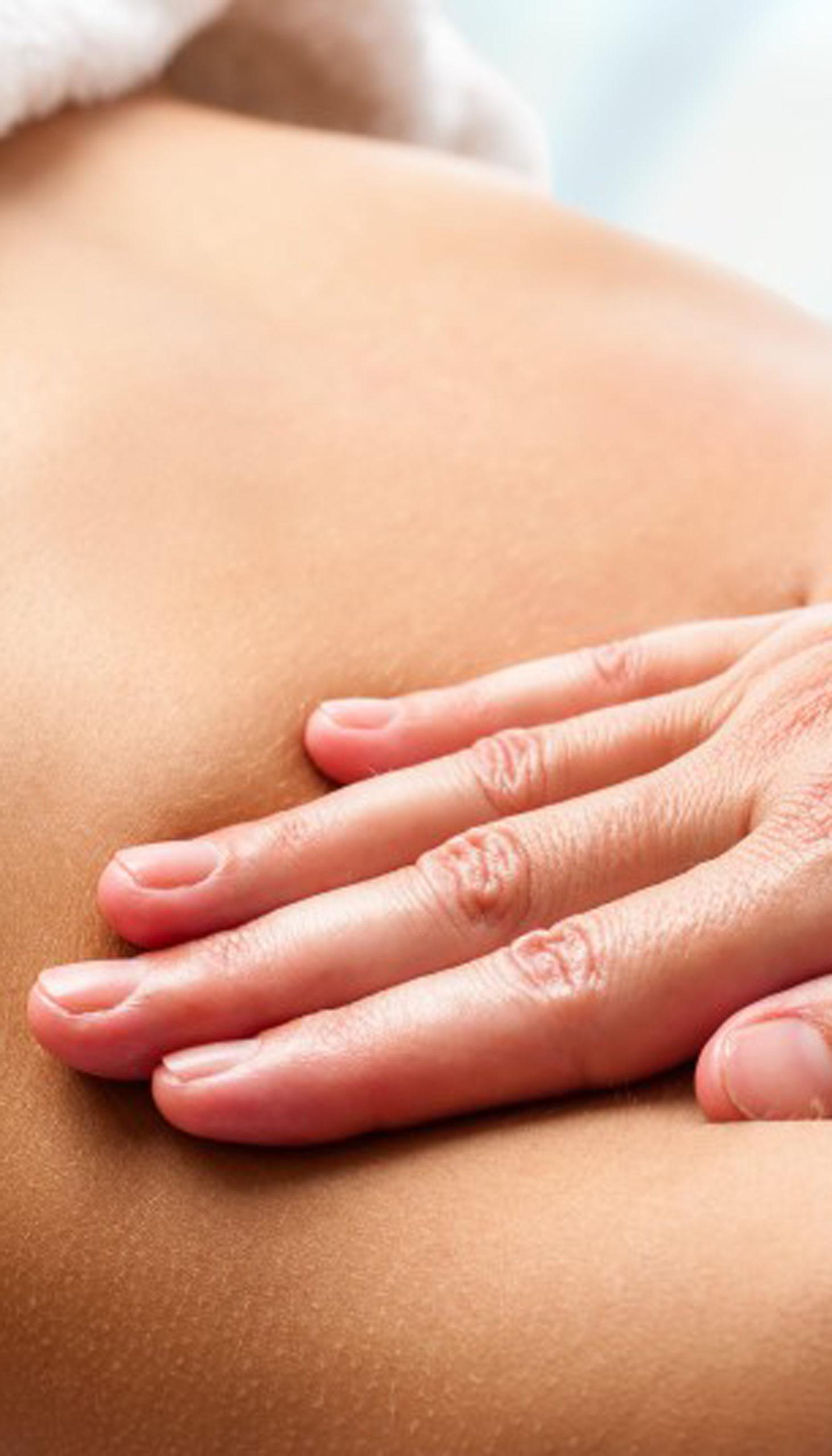 massage du ventre Chi Nei Tsang Lyon