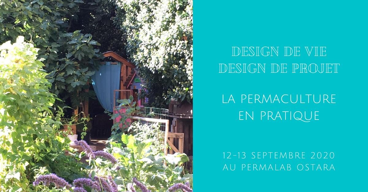 Design de vie Design de projet en permaculture