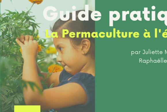 La permaculture partagé avec les enfants